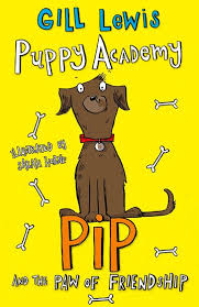 Bookwagon Puppy Academy Pip and the Paw of Friendship