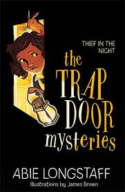 Bookwagon The Trapdoor Mysteries Thief in the Night