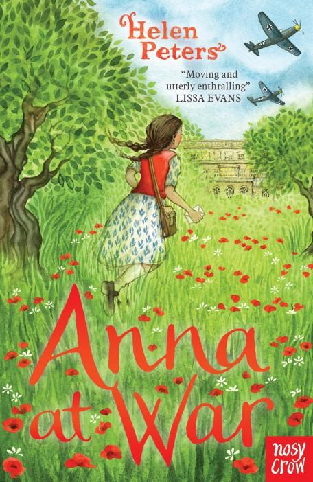 Anna At War cover image
