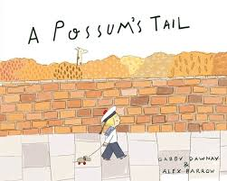 Bookwagon A Possum's Tail
