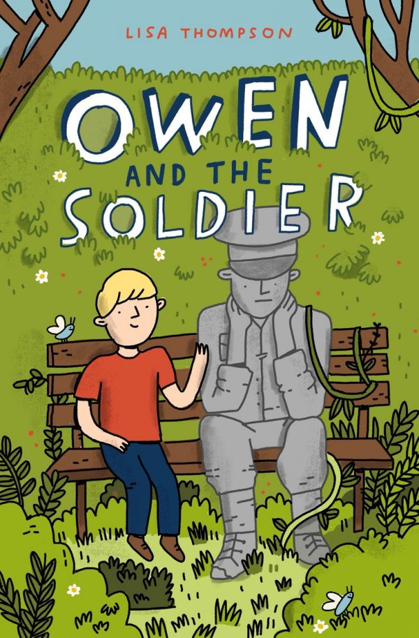 Owen and the Soldier cover image