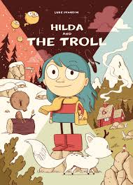 Bookwagon Hilda and the Troll
