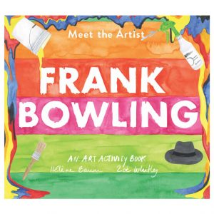 Bookwagon Meet the Artist Frank Bowling