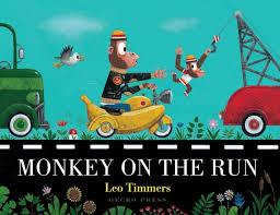 Bookwagon Monkey on the Run