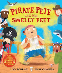 Bookwagon Pirate Pete and His Smelly Feet