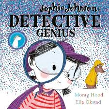 Bookwagon Sophie Johnson Detective Genius