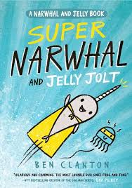 Bookwagon Super Narwhal and Jelly Jolt