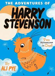 Bookwagon The Adventures of Harry Stevenson