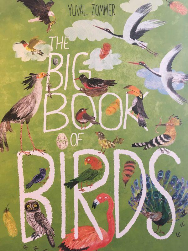 Bookwagon The Big Book of Birds