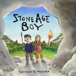 Stone Age Boy cover image