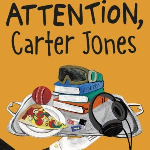 Pay Attention, Carter Jones cover image