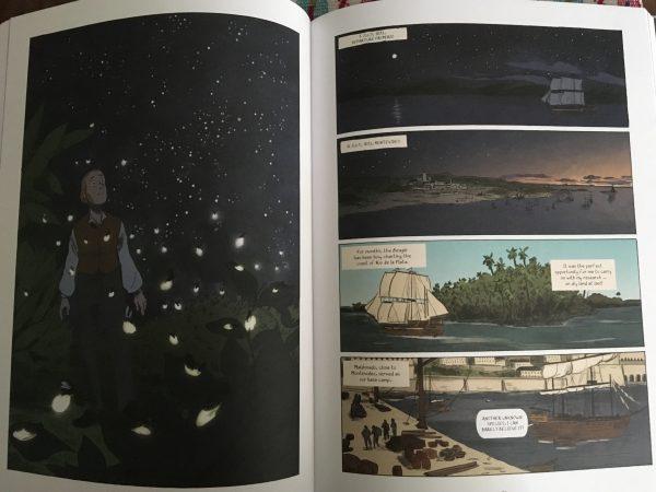 Darwin: An Exceptional Voyage Insert