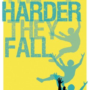 The Harder They Fall cover image