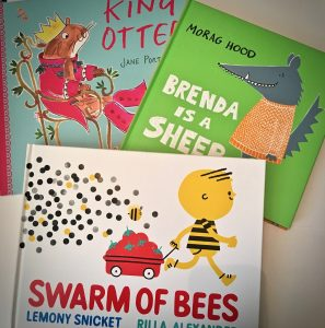 A selection of new picture books (c) Bookwagon