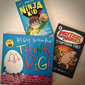 Funny books (C) Bookwagon