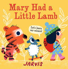 Bookwagon Mary Had a Little Lamb