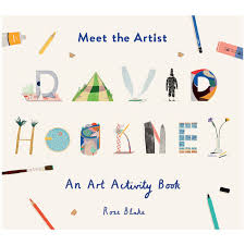 Bookwagon Meet the Artist David Hockney