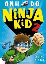 Bookwagon Ninja Kid 2
