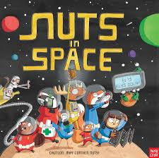 Bookwagon Nuts in Space