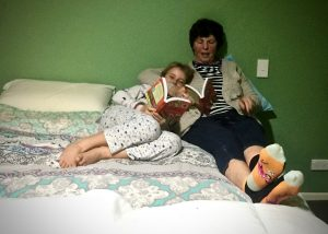Bedtime reading (C) Bookwagon