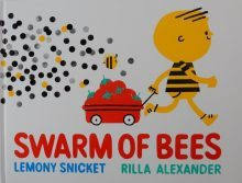 Bookwagon Swarm of Bees