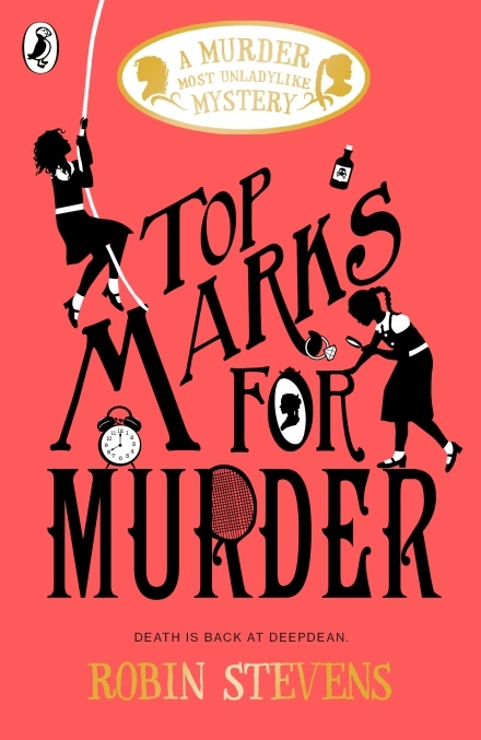 Top Marks for Murder cover image