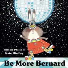 Bookwagon Be More Bernard
