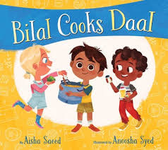 Bookwagon Bilal Cooks Daal