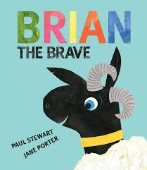Bookwagon Brian the Brave