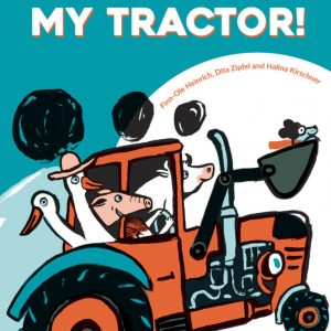 Not Without My Tractor! Cover image