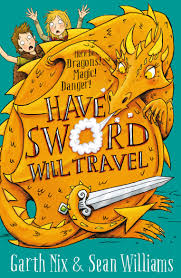 Bookwagon Have Sword Will Travel