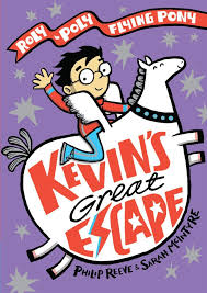 Bookwagon Kevin's Great Escape