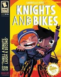 Bookwagon Knights and Bikes