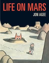 Bookwagon Life on Mars