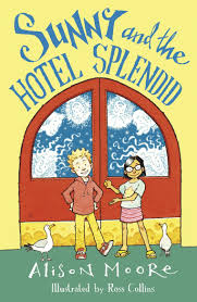 Bookwagon Sunny and the Hotel Splendid