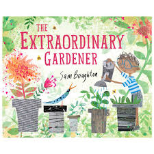 Bookwagon The Extraordinary Gardener