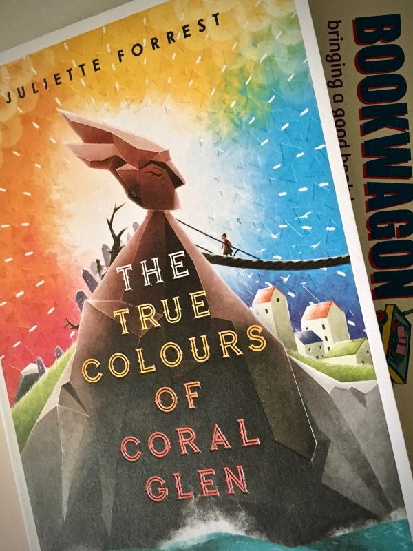 Bookwagon The True Colours of Coral Glen