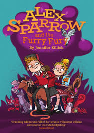 Bookwagon Alex Sparrow and the Furry Fury