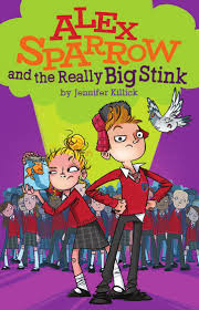 Bookwagon Alex Sparrow and the Really Big Stink