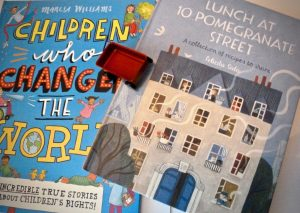 10 Pomegranate Street and Children Who Changed the World (C) Bookwagon