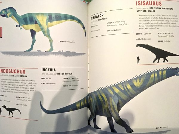 Bookwagon extract (C0 Dictionary of Dinosaurs