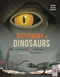 Bookwagon Dictionary of Dinosaurs