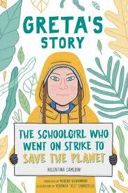 Bookwagon Greta's Story