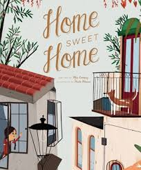Bookwagon Home Sweet Home