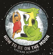 Bookwagon How to Be On the Moon
