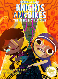 Bookwagon Knights and Bikes Rebel Bicycle Club