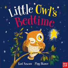 Bookwagon Little Owl's Bedtime