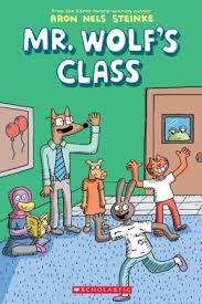 Bookwagon Mr Wolf's Class
