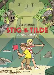 Bookwagon Stig & Tilde Vanisher's Island