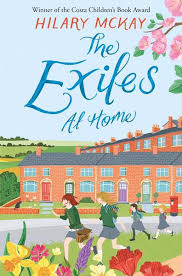 Bookwagon The Exiles at Home